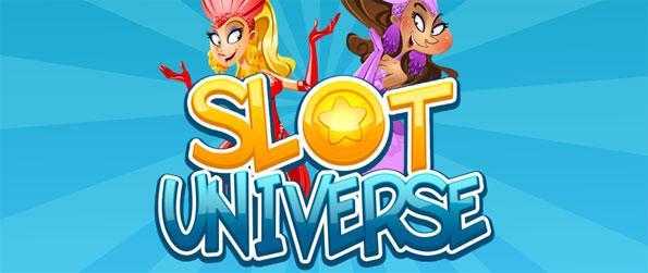 Slot Universe - Slot Machines - Explore the legends of the ancient world.