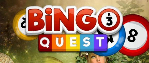 Bingo Quest - Elven Woods Fairy Tale - Try out your luck on an exciting game of bingo in Bingo Quest - Elven Woods Fairy Tale.
