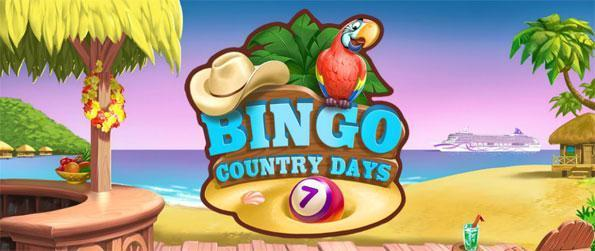 Bingo Country Days - Play an exciting game of Bingo in Bingo Country Days.