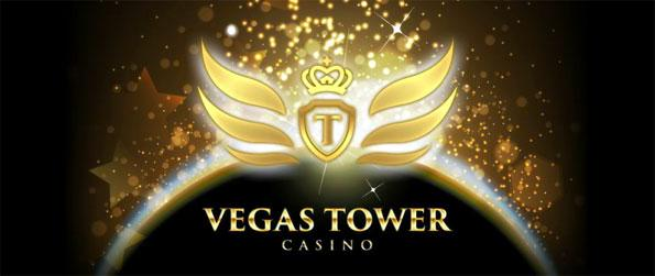 VegasTower Casino - Try out your luck on unique themed slots in Vegas Tower Casino.