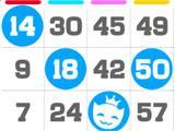 Arena Bingo gameplay