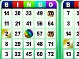 TropWorld Casino Bingo Card