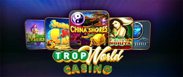 TropWorld Casino - Play a wide variety of casino games.