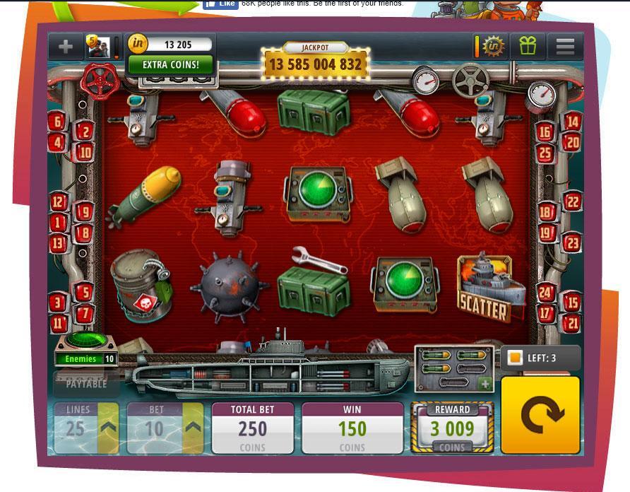 golden reels casino slots