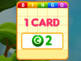Bingo Stars: Buying a card