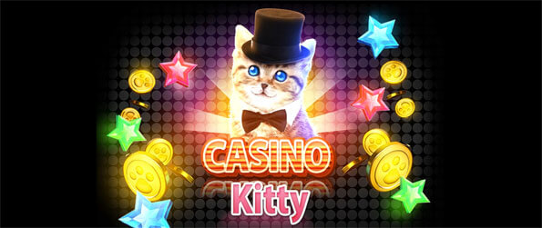 Casino Kitty Free Slot Machine - Enjoy this exceptional slots game that's quite unlike anything else out there.