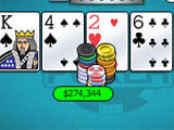 RockYou Poker gameplay