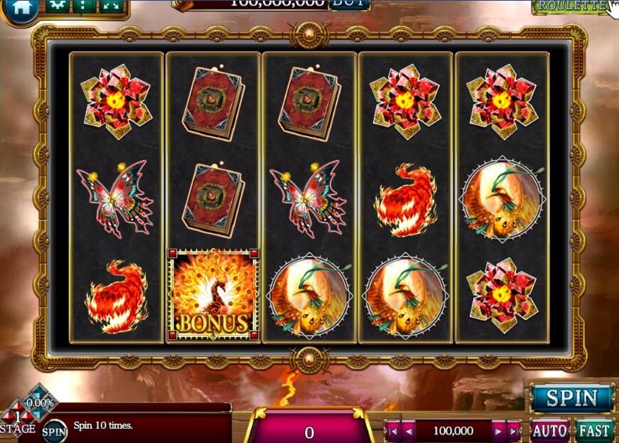 Phantom Slots Games