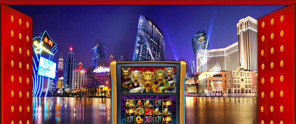 Macau God of Wealth Casino - Win big in this exceptional slots game that's loaded with features.