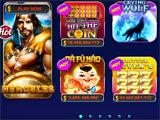 Big Vegas main menu