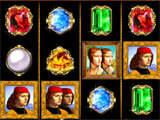 Da Vinci Diamonds Casino: Game Play