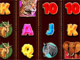 Slotagram jungle themed slot machine