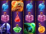 Electric Sevens Slots Magic-Themed Slot