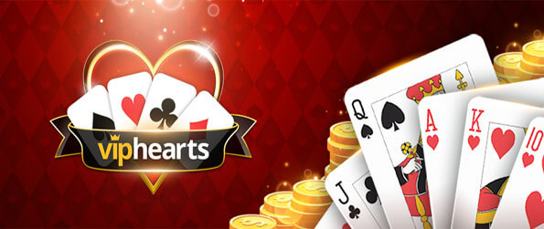 VIP Hearts - Play against some of the best players from around the world in this exciting card game that doesn't cease to impress.