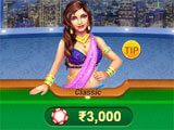 Teen Patti Flush: 3 Patti Gold: Game Play