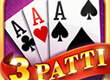 Teen Patti Flush: 3 Patti Gold game