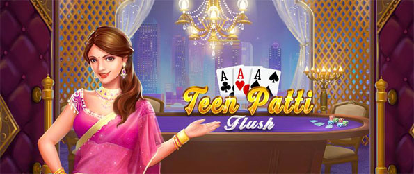 Teen Patti Flush: 3 Patti Gold - Try out your luck on an epic game of poker in Teen Patti Flush: 3 Patti Gold.