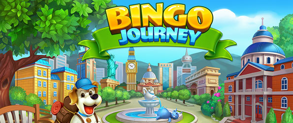 Bingo Journey - Mark your cards and be the first to call out Bingo in Bingo Journey!