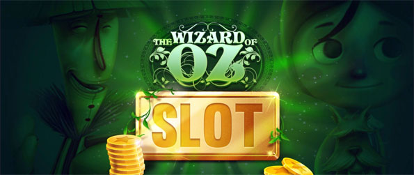 Slots Wizard of Oz - Enjoy this top tier slots game that's been inspired by the magical world of the Wizard of Oz.