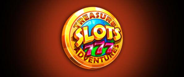 Treasure Slots Adventures - Embark on epic adventures in this unique slot game Treasure Slots Adventures.