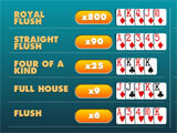 Casino Pro trying a round of poker