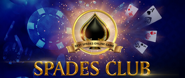 Spades Club - Have fun playing this addictive, online spades game and make your way to the top of the ranking system!