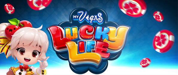 myVEGAS Lucky Life Slots - Play at different Vegas-style slot machines and aim for big winnings.
