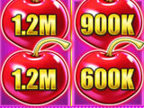Cashmania Slots: Cherry lock feature