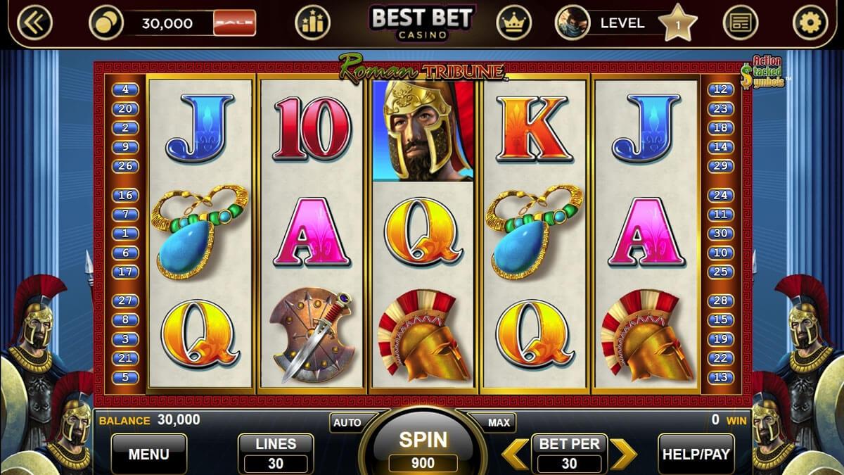 Casino world home page