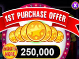 Special offers in Lotsa Luck Casino