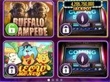 Casino Deluxe main menu