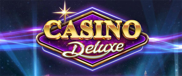 Casino Deluxe Vegas - Immerse yourself in this phenomenal casino games that's definitely ahead of its competition.
