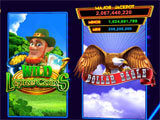 Lightning Link Casino main menu