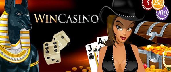 WinCasino - Enter WinCasino on Facebook and enjoy fully animated slot machines.