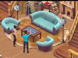 Millionaire Mansion Restored Sofa