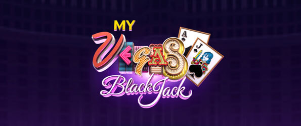 myVEGAS Blackjack 21  - Play Blackjack like you've never played it before.