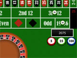25-in-1 Casino playing roulette