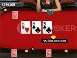 Mars Poker Texas HoldEm Communitiy Cards