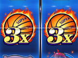 Huge Win Slots Burning Basketball