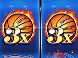 Huge Win Slots Burning Basketball