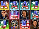 President Trump Slots gameplay