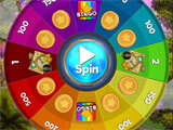 Bingo Quest – Summer Garden Adventure daily wheel