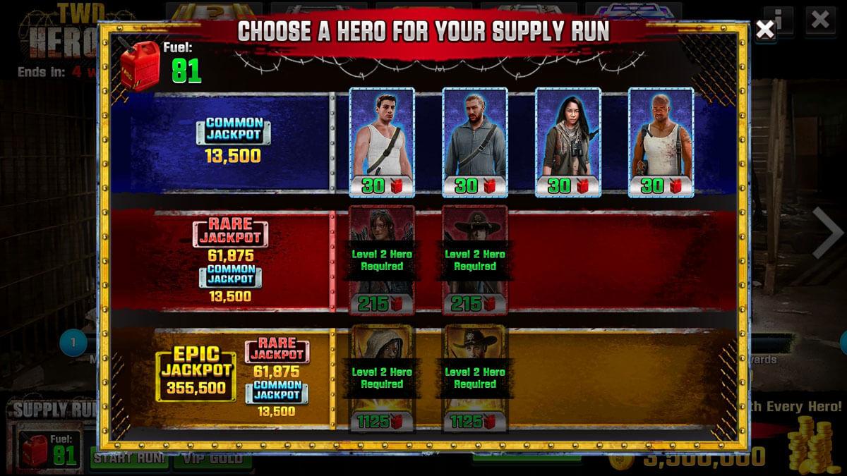 The Walking Dead Free Casino Slots Slots Bingo Games