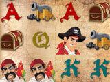 Take Home Vegas pirate themed slot machine