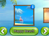 Bingo Beach by Ember main menu