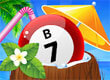 Tropical Beach Bingo World game
