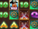 Blackwater Pirate Slots exciting slot machine