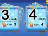 Wow! Bingo picking cards