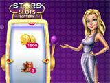 Stars Slots Casino lottery wheel