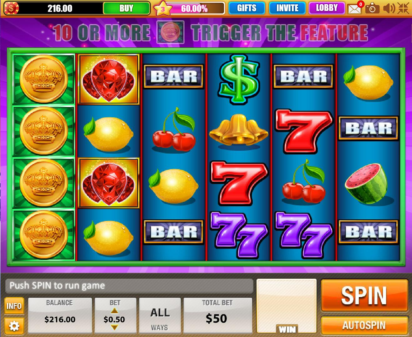 Slot games free for fun